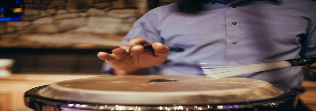 THIS GUY'S JOURNEY FROM CORPORATE CAREER TO BEING CREATIVELY ALIVE AS A DRUMMER